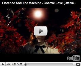 Esce il nuovo singolo di Florence and the Machine: COSMIC LOVE