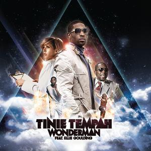 """Wonderman"" di Tinie Tempah feat. Ellie Goulding"