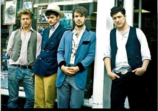 I Mumford And Sons progettano di concludere il secondo album entro la fine dell'anno