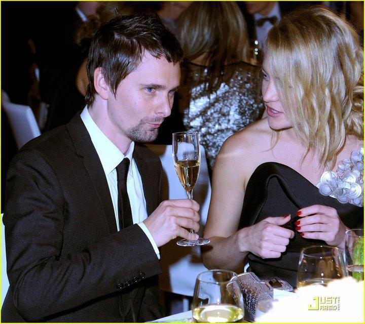 Matt Bellamy e Kate Hudson fidanzati ufficialmente: presto ... Kate Hudson Wisconsin