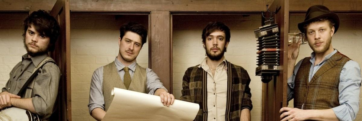 Mumford and Sons big