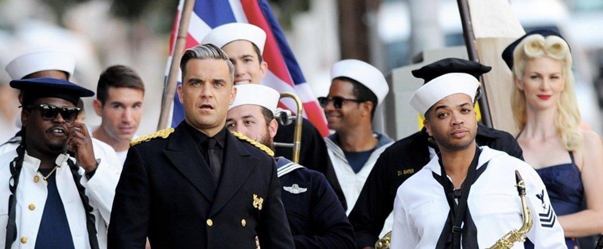 Go Gentle – Testo, traduzione e video ufficiale del singolo di Robbie Williams