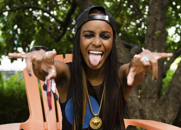 Angel Haze – Testi, traduzioni in italiano, video e news
