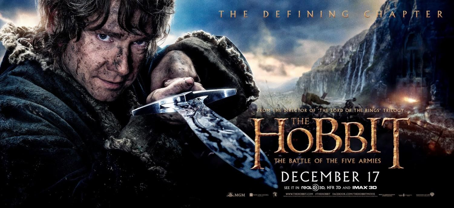 the hobbit the battle of the five armies script pdf