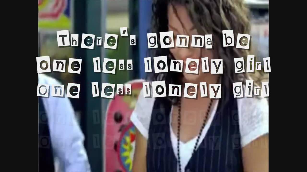 One Less Lonely Girl – Testo, traduzione e video del singolo di Justin Bieber