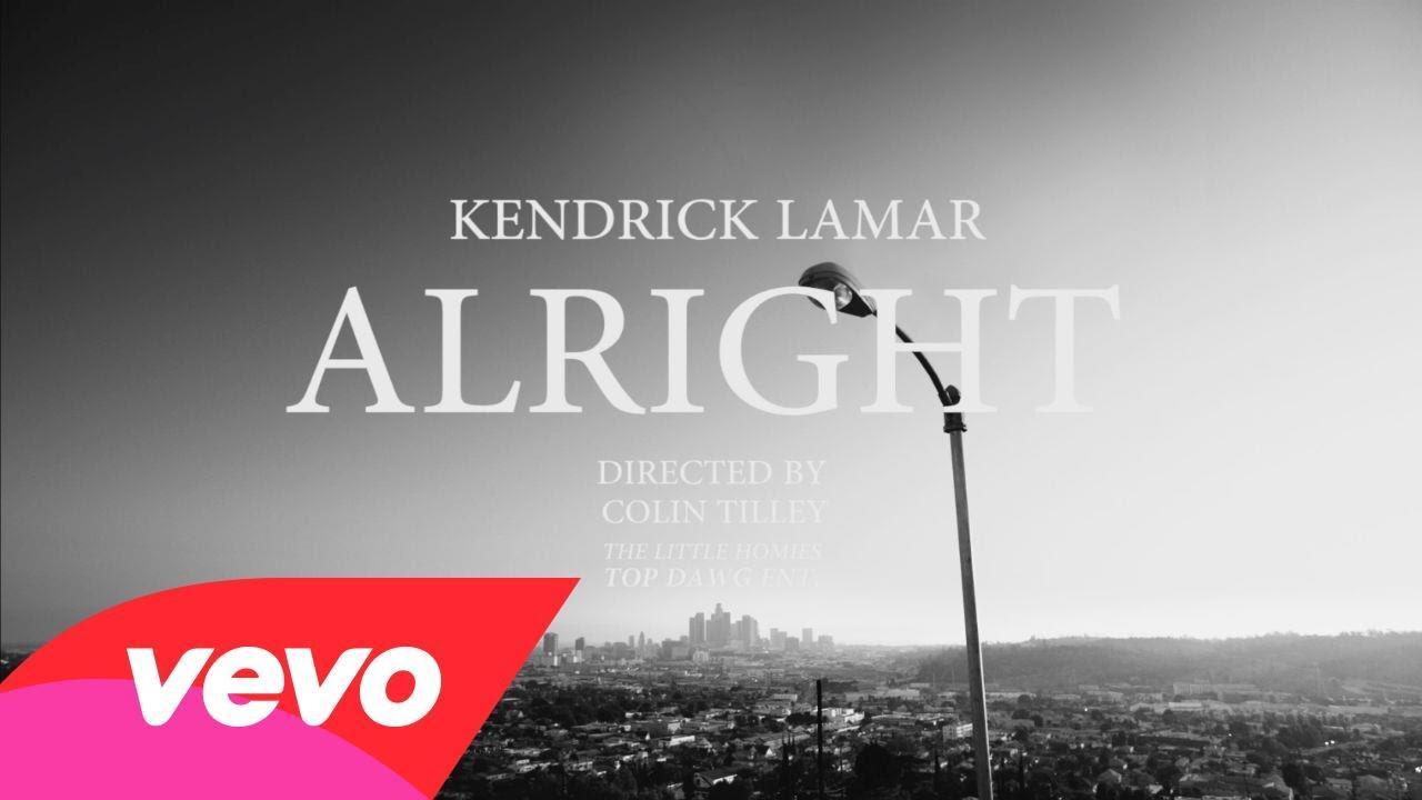 Kendrick Lamar – Alright Traduzione in italiano e Video