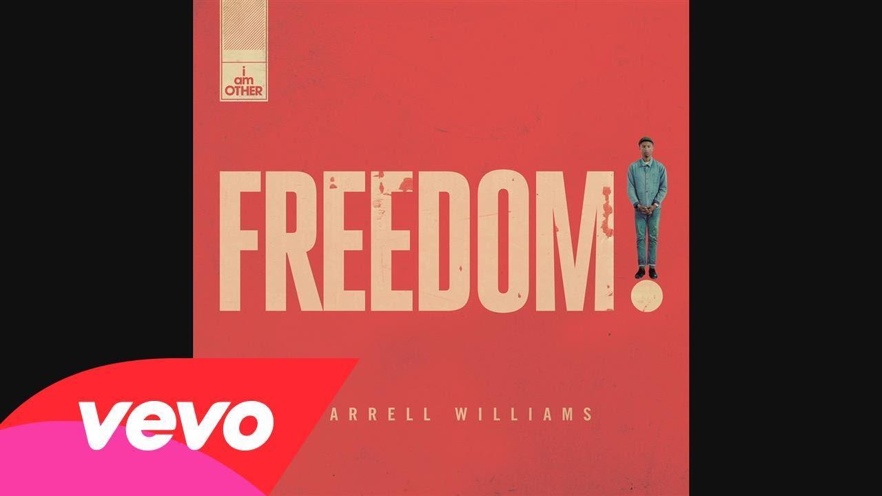 Pharrell Williams – Freedom Traduzione in italiano e Video