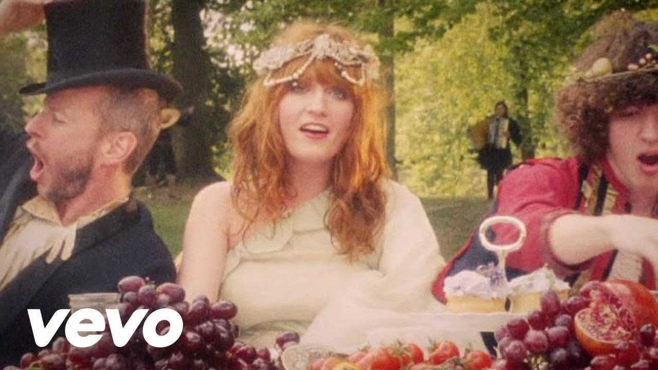 florence and the machine rabbit