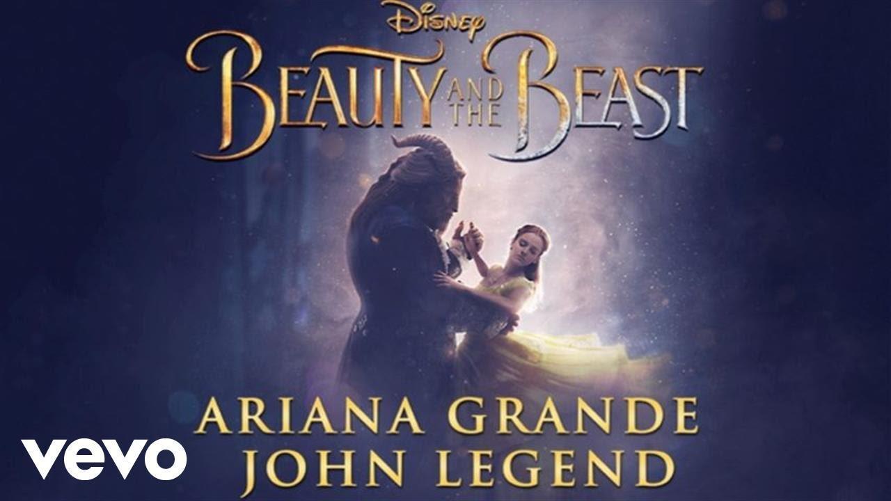 Ariana Grande e John Legend - Beauty and the Beast